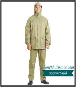 Bộ quần áo mưa bảo vệ