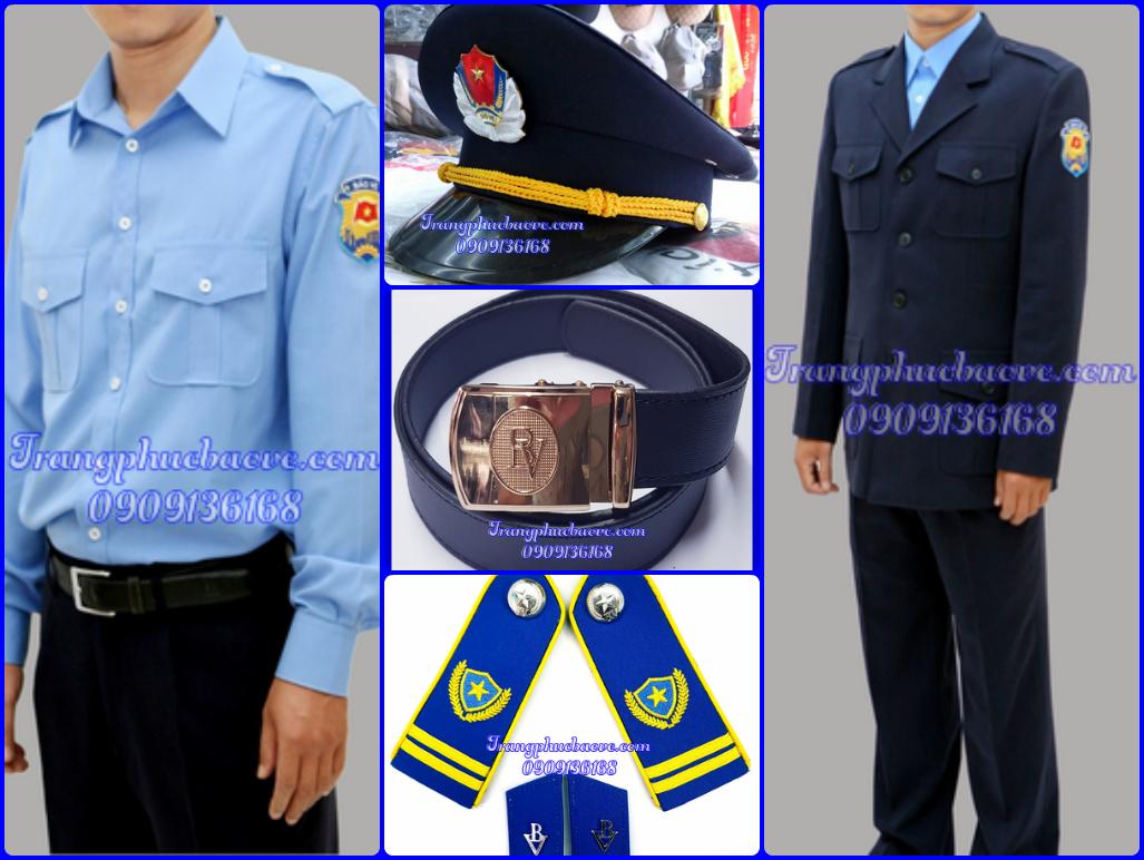 đồng phục bảo vệ theo thông tư 08