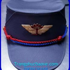Mũ lưỡi trai đường sắt Việt Nam