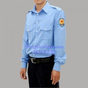 đồng phục bảo vệ xuân hè thông tư 08