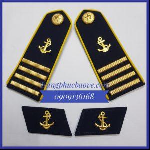Cầu vai thuyền trưởng