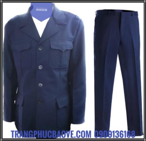Đồng phục bảo vệ mùa đông