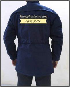 Áo khoác cho bảo vệ