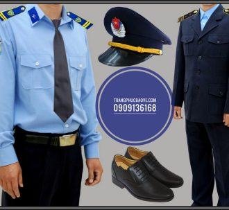 Xưởng may đồng phục bảo vệ