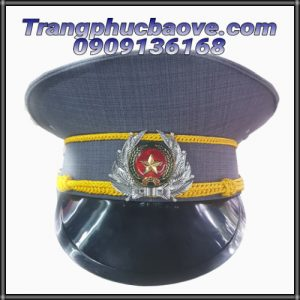 Mũ kepi thanh tra y tế